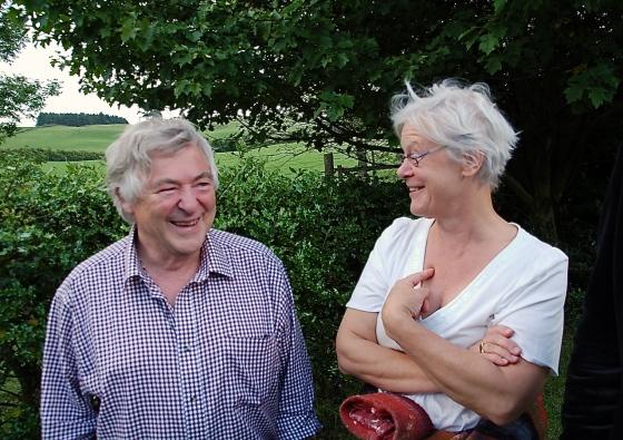 John and Nickie Fletcher