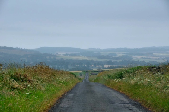 On the way to Auchtermuchty 1