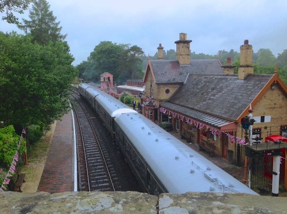 Arley Train Station