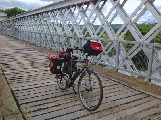 Crossing River Tay