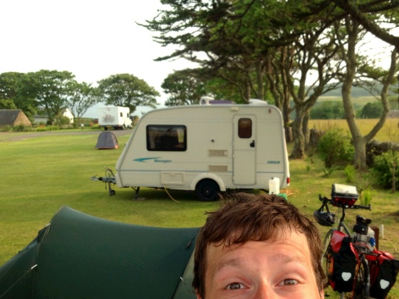Inver Caravan Park - Dunbeath