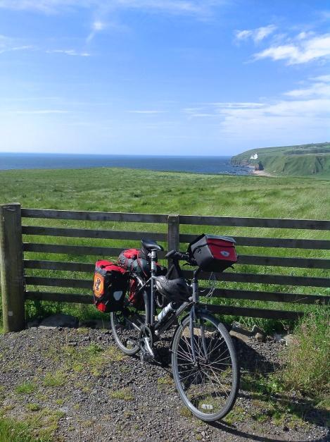 Leaving Dunbeath