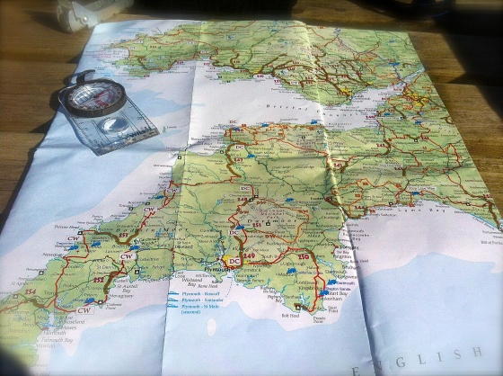 Budemeadows Map